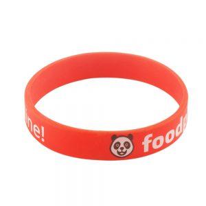 sport rubber bracelets