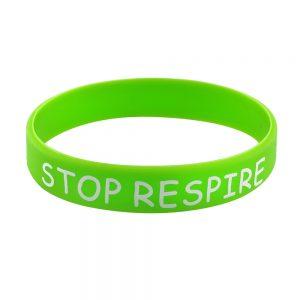custom silicone bracelets  SKU 12345