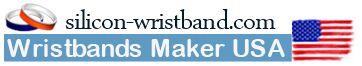 Silicon Wristband Logo