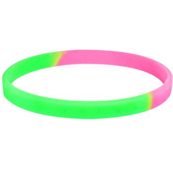 Blank Wristbands-Segmented-1/4 Inch