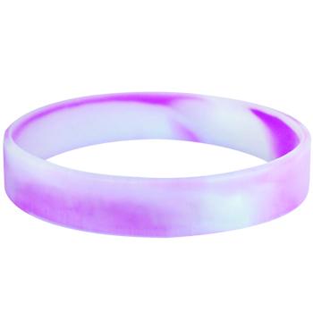 Make A Silicone Bracelet-Blank-Swirl-1/2Inch