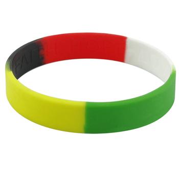 Blank Wristbands-Segmented-1/2 Inch